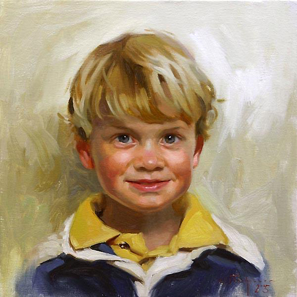 What Are Cool And Warm Colors Painting Portrait Tips